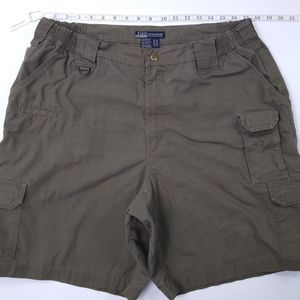 5.11 Tactical Series Mens Sz 40 Olive Shorts